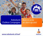 Rabobank Clubkas Campagne. Stem op onze club!